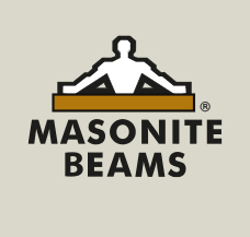 Masonite beams Logo